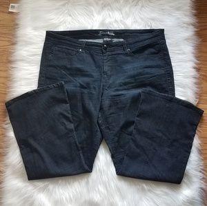 Source of Wisdom/torrid Dark Bootcut Jeans